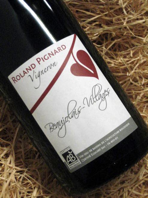 Roland Pignard Beaujolais Villages 2010