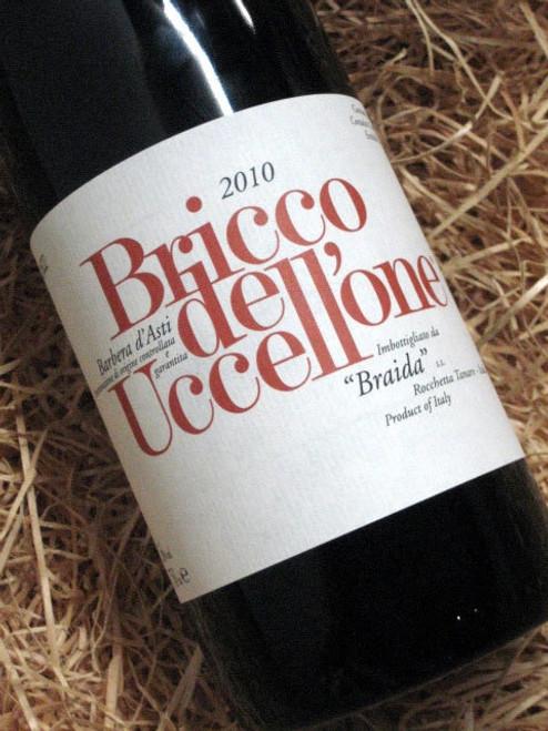 Braida Bricco dell'Uccellone Barbera d'Asti 2010