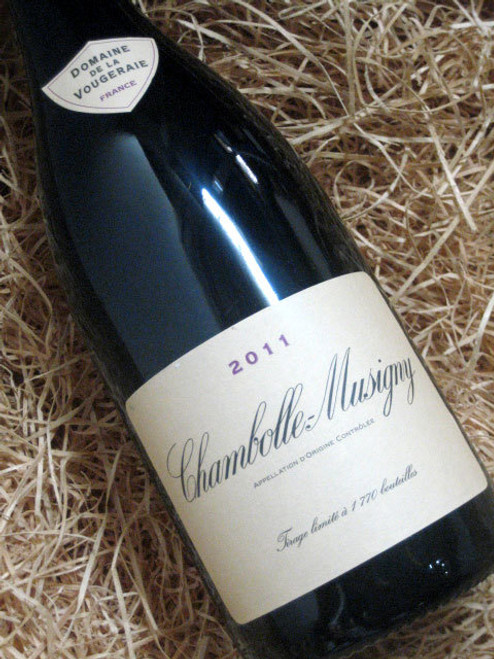 [SOLD-OUT] Domaine de la Vougeraie Chambolle-Musigny 2011