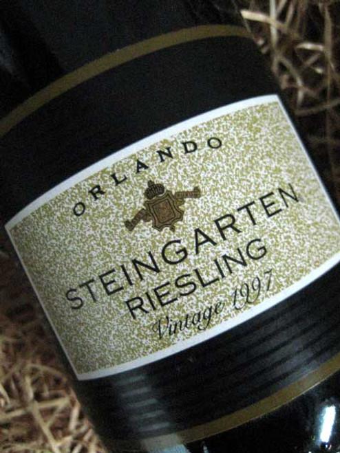 Orlando Jacobs Creek Steingarten Riesling 1997
