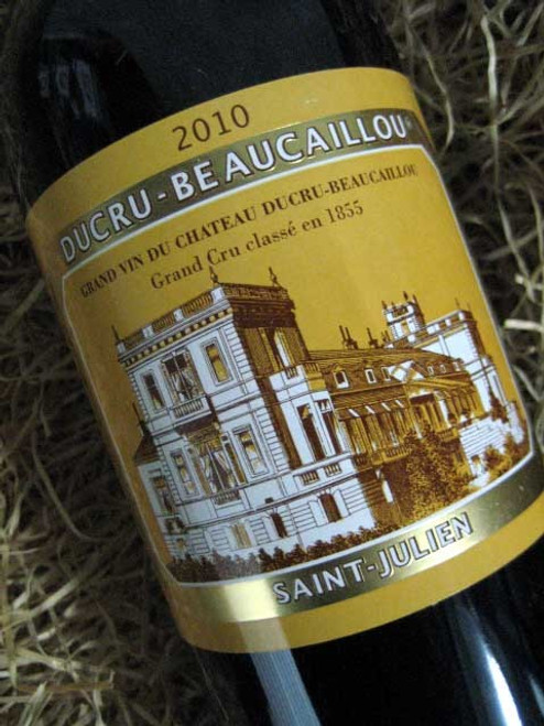 [SOLD-OUT] Chateau Ducru Beaucaillou 2010