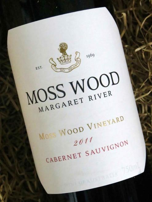 [SOLD-OUT] Moss Wood Cabernet Sauvignon 2011