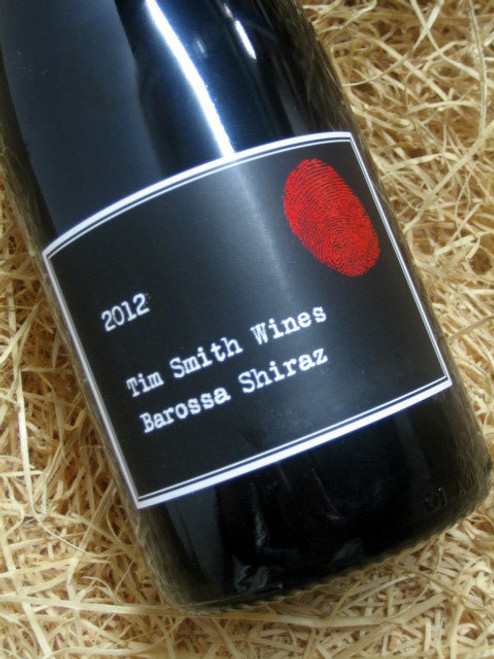 Tim Smith Barossa Shiraz 2012