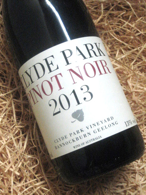 Clyde Park Estate Pinot Noir 2013