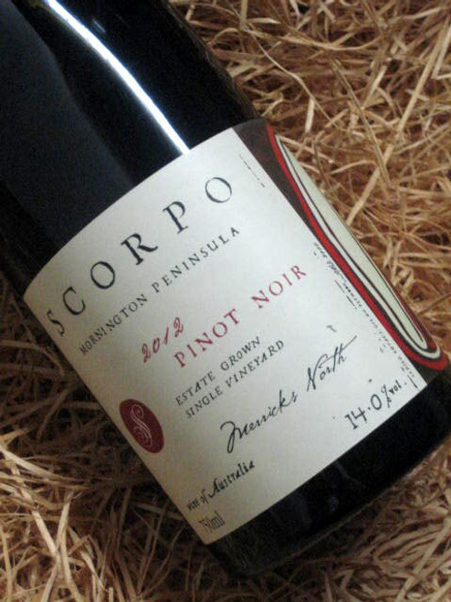[SOLD-OUT] Scorpo Pinot Noir 2012