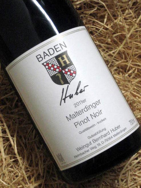 Bernhard Huber Malterdinger Pinot Noir 2011
