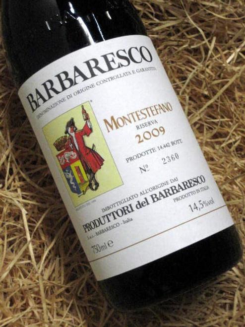 Produttori del Barbaresco Montestefano Riserva 2009