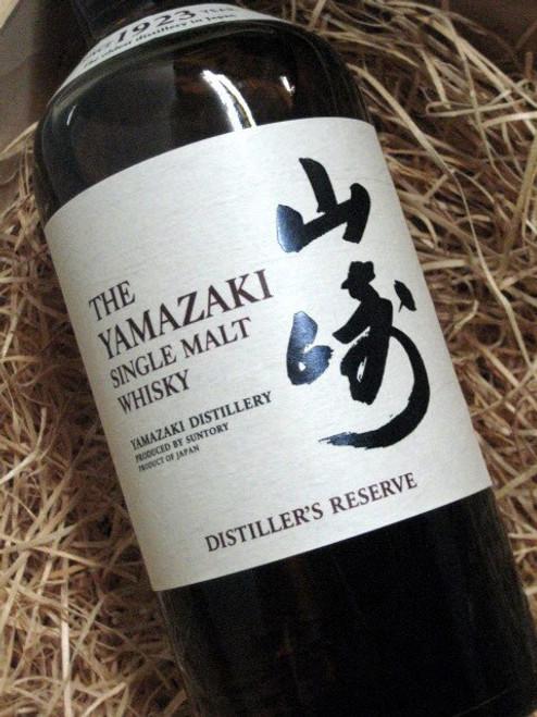 Suntory Yamazaki Distiller's Reserve Single Malt