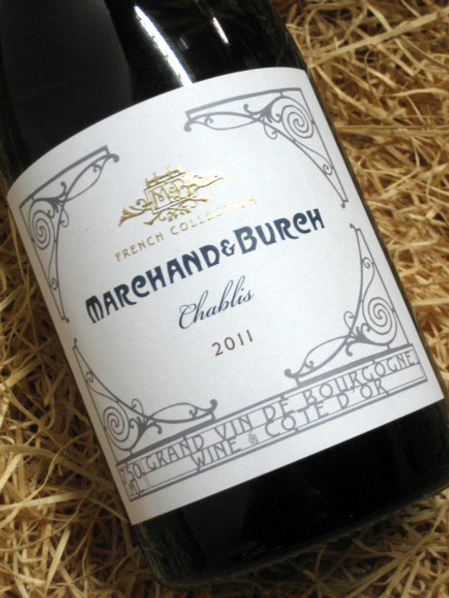 Marchand & Burch Chablis 2011
