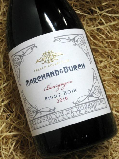 Marchand & Burch Bourgogne Pinot Noir 2010