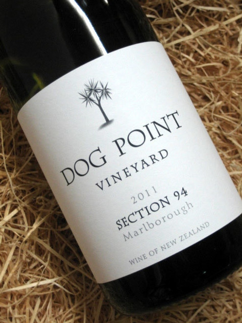 Dog Point Section 94 Sauvignon Blanc 2011