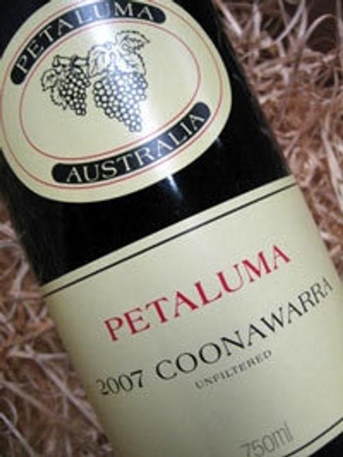 Petaluma Coonawarra Cabernet Merlot 1996