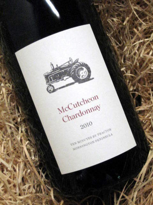 Ten Minutes By Tractor McCutcheon Chardonnay 2010