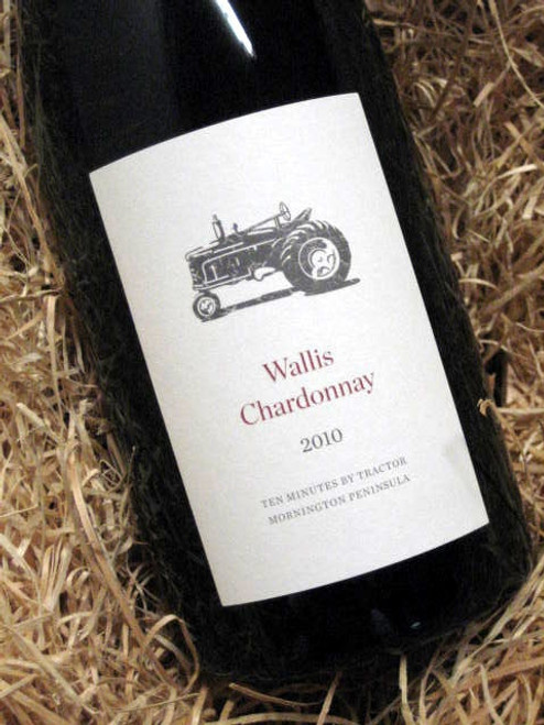 Ten Minutes By Tractor Wallis Chardonnay 2010