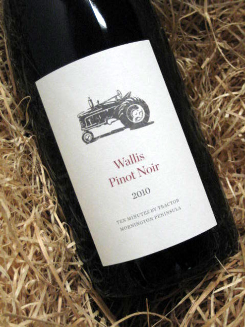 Ten Minutes By Tractor Wallis Pinot Noir 2010