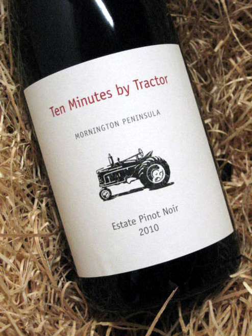 Ten Minutes By Tractor Estate Pinot Noir 2010