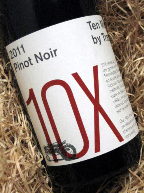 Ten Minutes By Tractor 10X Pinot Noir 2011