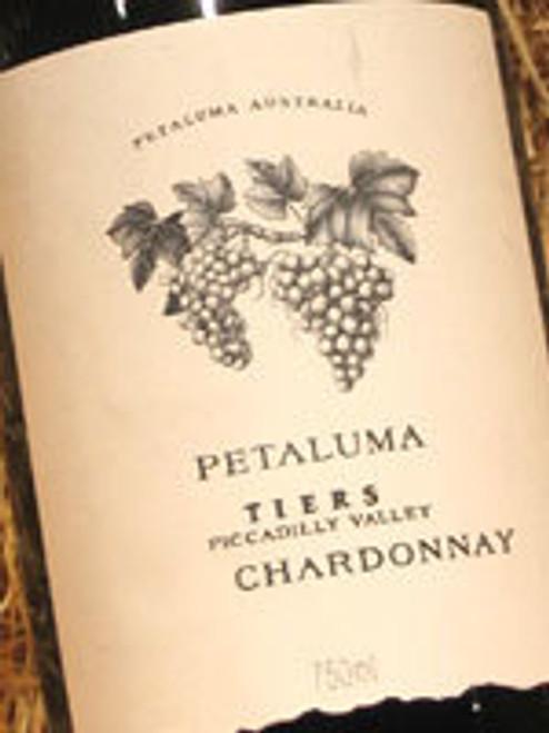 Petaluma Tiers Chardonnay 1996