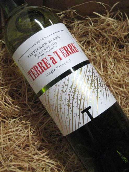 Terre-a-Terre Wrattonbully Sauvignon Blanc 2014