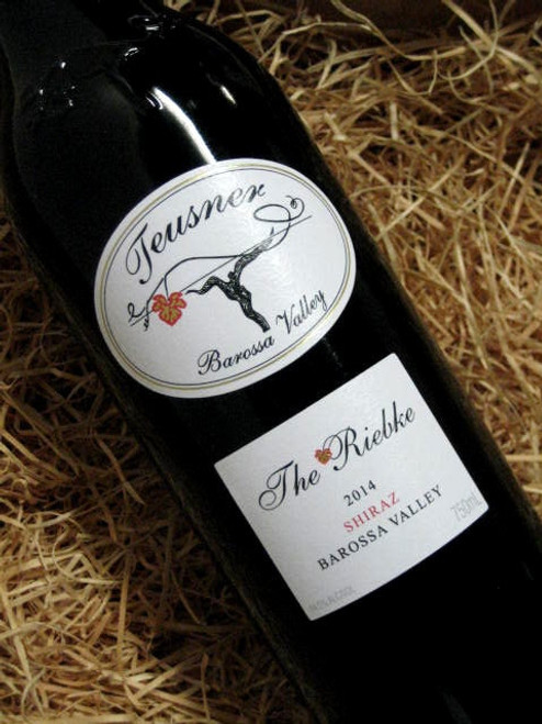 [SOLD-OUT] Teusner The Riebke Shiraz 2014