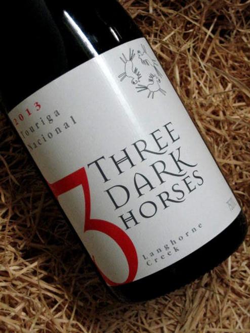 [SOLD-OUT] Three Dark Horses Touriga Nacional 2013