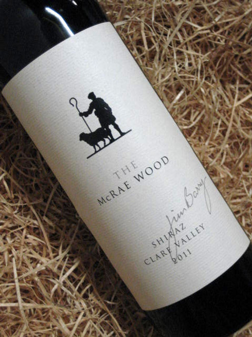 Jim Barry McRae Wood Shiraz 2011