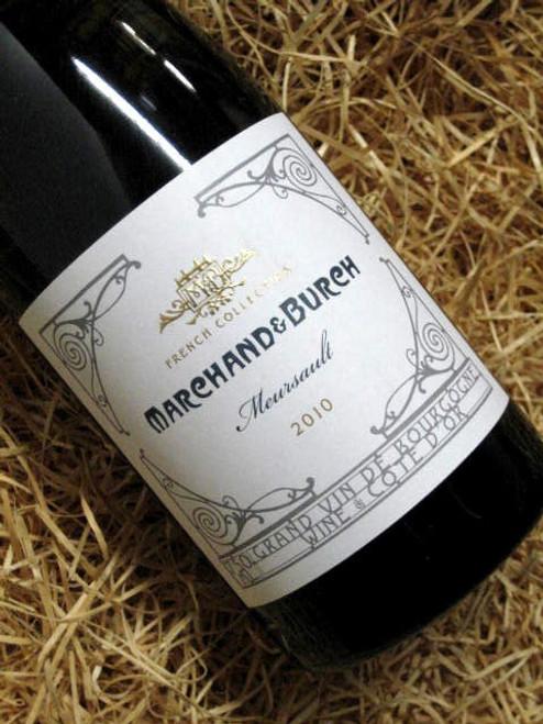Marchand & Burch Meursault 2010