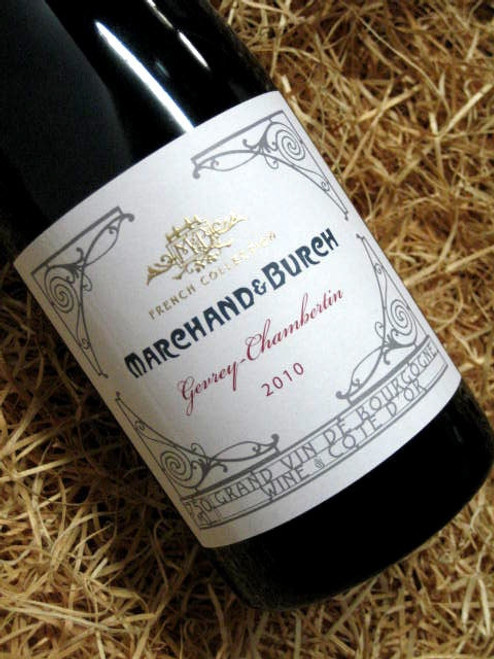 [SOLD-OUT] Marchand & Burch Gevrey-Chambertin 2010