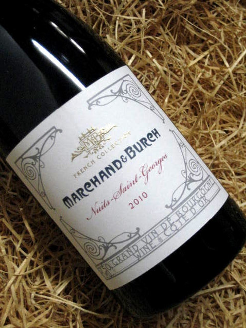 [SOLD-OUT] Marchand & Burch Nuits-St-Georges 2010