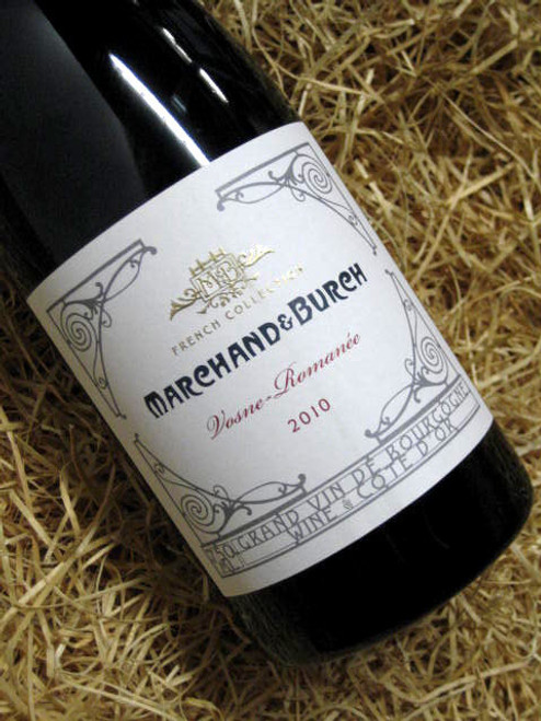 [SOLD-OUT] Marchand & Burch Vosne-Romanee 2010