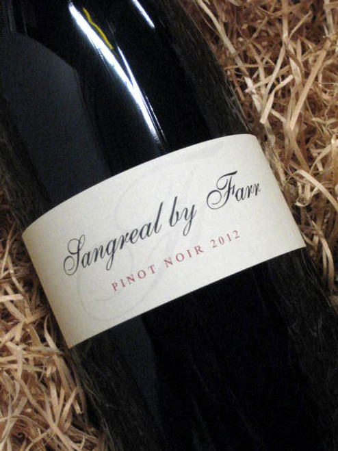 [SOLD-OUT] By Farr Sangreal Pinot Noir 2012