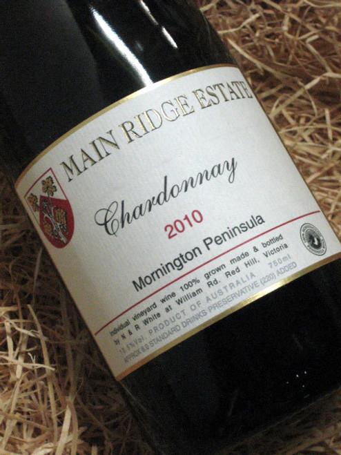 Main Ridge Chardonnay 2010