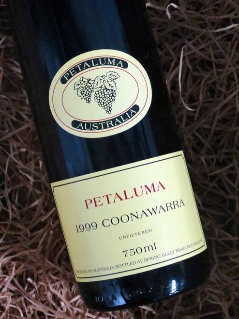 [SOLD-OUT] Petaluma Coonawarra Cabernet Merlot 1999