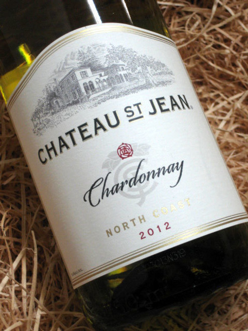 Chateau St Jean North Coast Chardonnay 2012