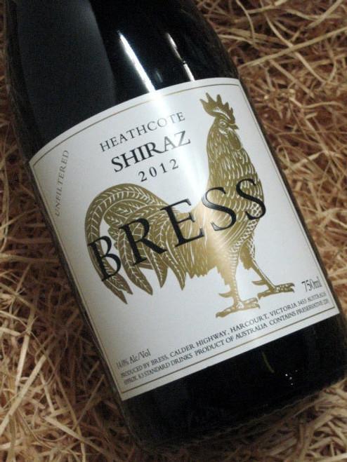 Bress Gold Chook Heathcote Shiraz 2012