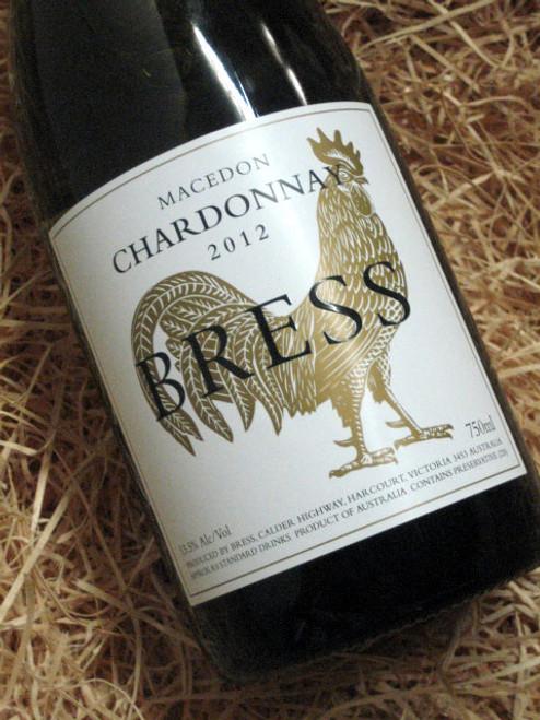 Bress Gold Chook Macedon Chardonnay 2012