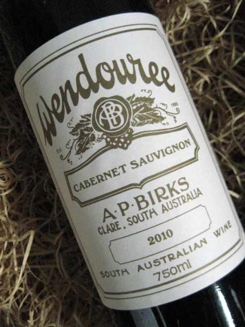 [SOLD-OUT] Wendouree Cabernet Sauvignon 2010