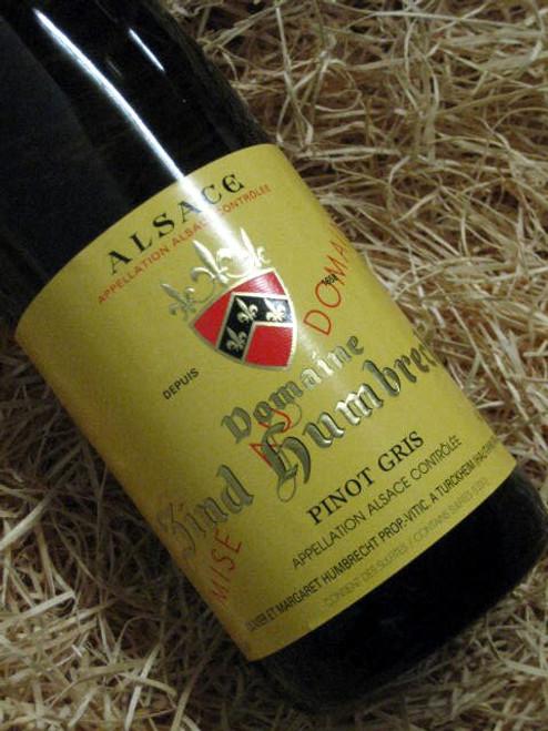 Domaine Zind Humbrecht Pinot Gris 2012