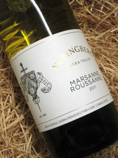 Yeringberg Marsanne Roussane 2011