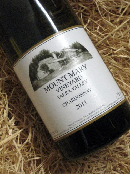 [SOLD-OUT] Mount Mary Chardonnay 2011