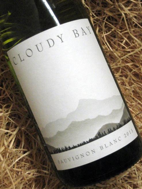 Cloudy Bay Sauvignon Blanc 2013
