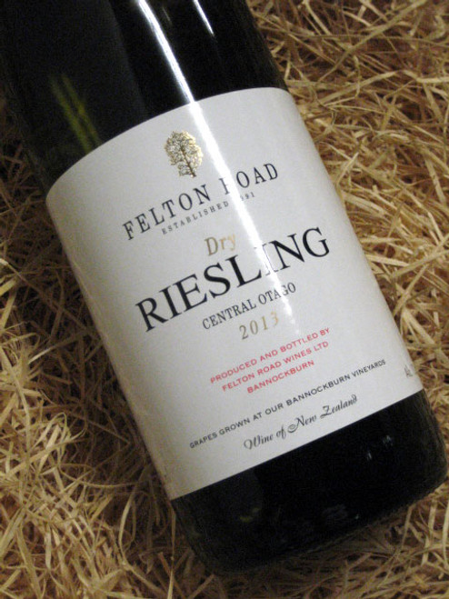 Felton Road Dry Riesling 2013