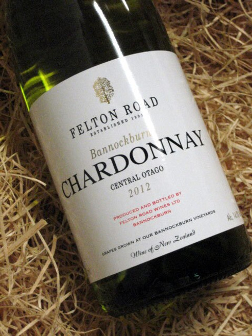Felton Road Chardonnay 2012