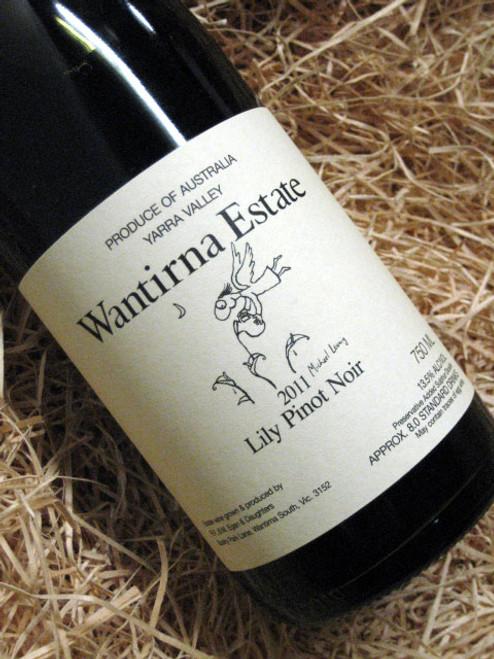 Wantirna Lily Pinot Noir 2011