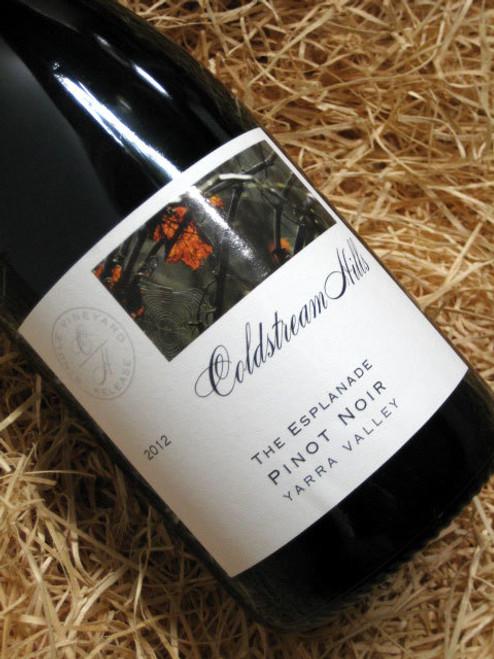 Coldstream Hills The Esplanade Pinot Noir 2012