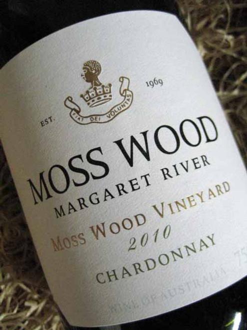 Moss Wood Chardonnay 2010
