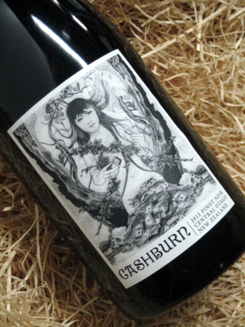 Burn Cottage Cashburn Pinot Noir 2012