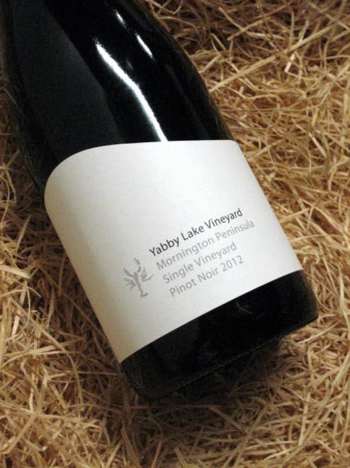 Yabby Lake Pinot Noir 2012