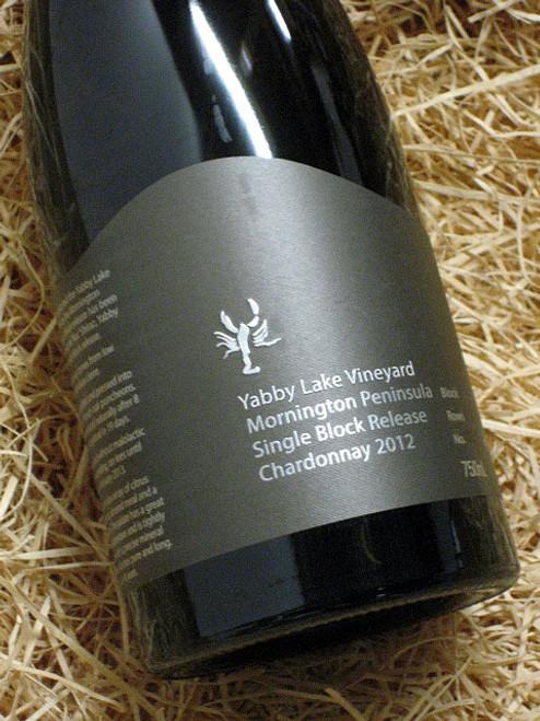 Yabby Lake Block 1 Chardonnay 2012