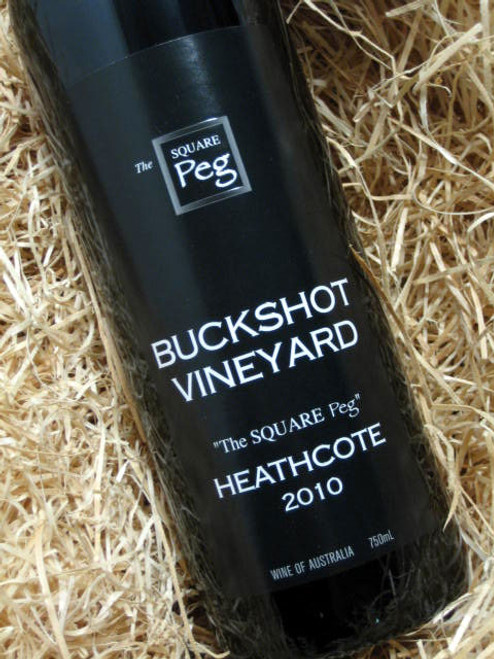 Buckshot The Square Peg Zinfandel 2010